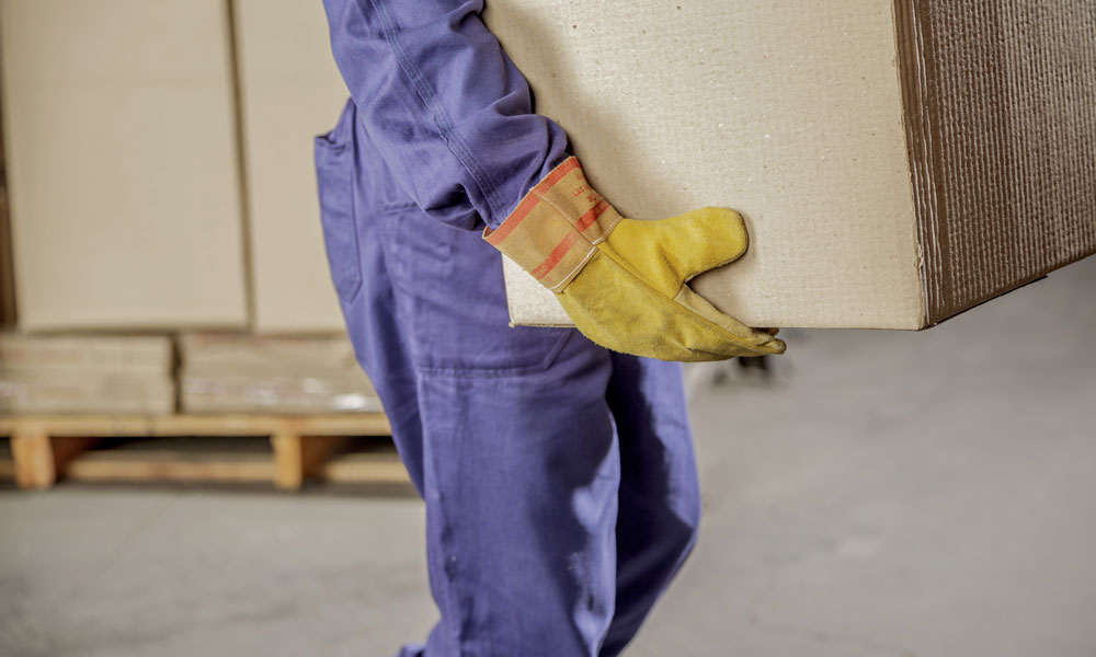 most common manual handling injuries