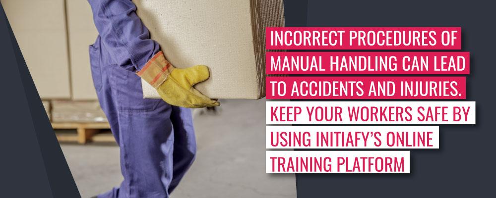 Manual handling tips for contractors