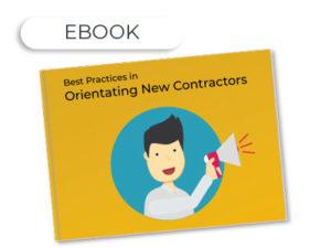 Download Now: Best Practices in Orientating New Contractors