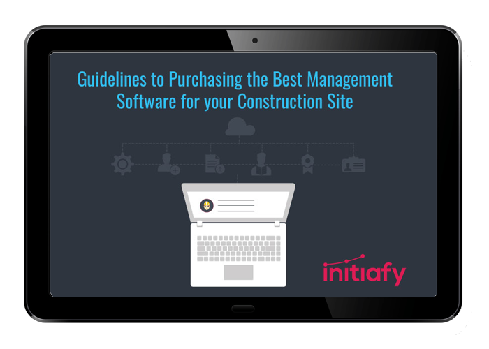 Purchasing Software for Construction