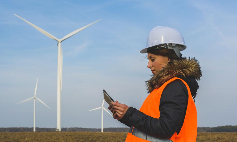 women in renewables
