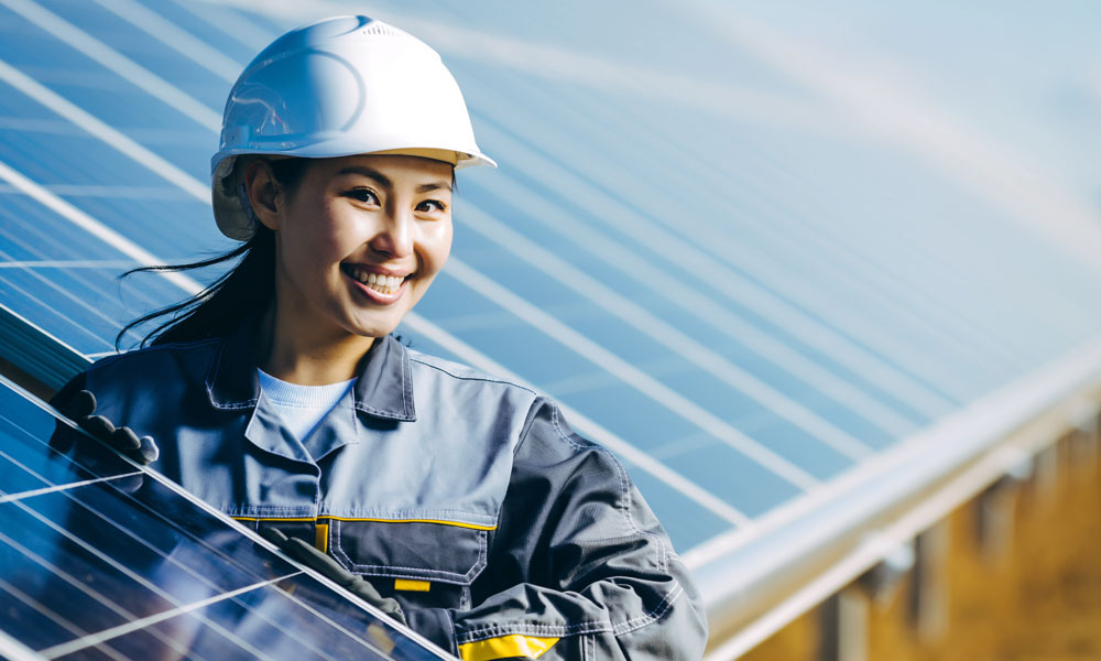 women in renewables