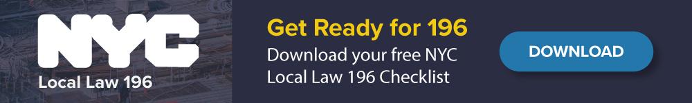 Local Law 196