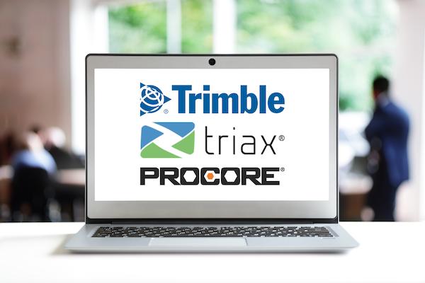 GoContractor Intergrations - Procore, Trimble, Triax