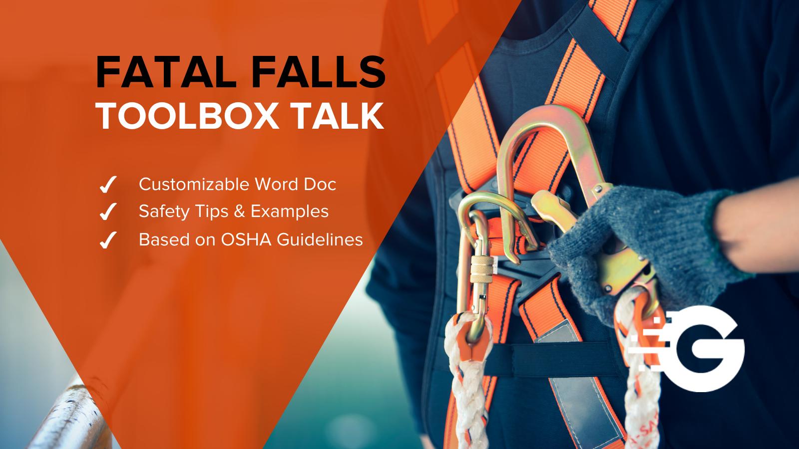 Free Toolbox Talk Download